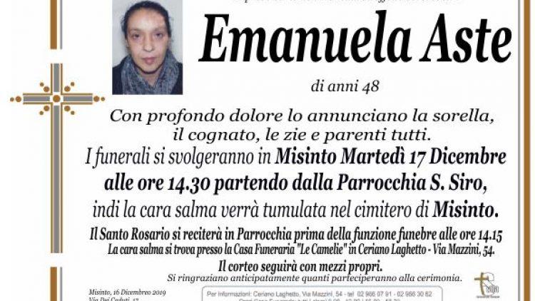 Aste Emanuela