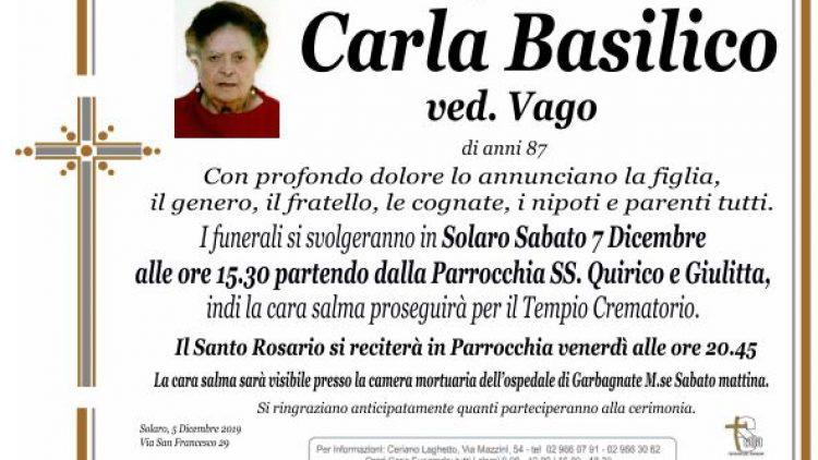 Basilico Carla