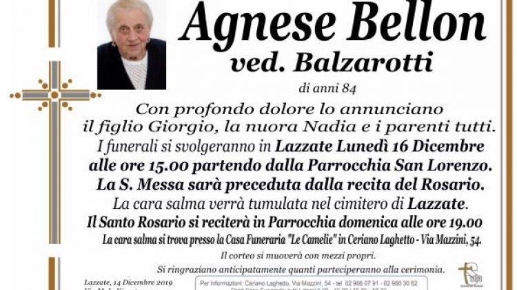 Bellon Agnese