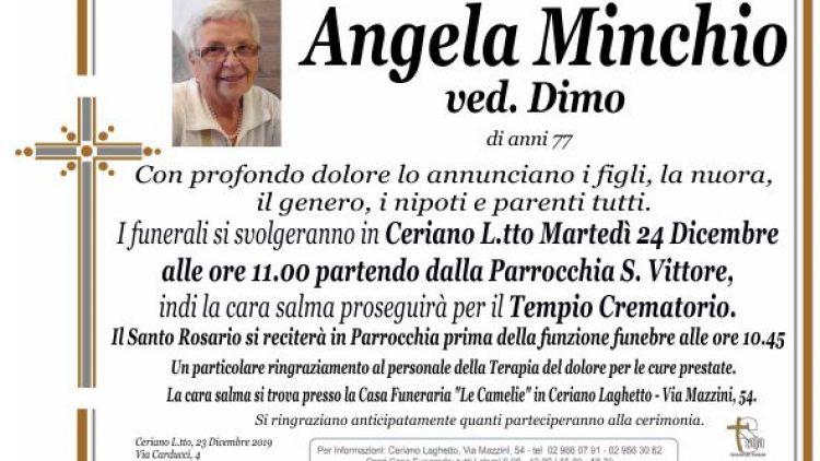 Minchio Angela