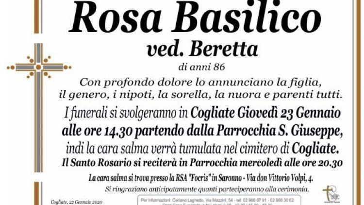 Basilico Rosa