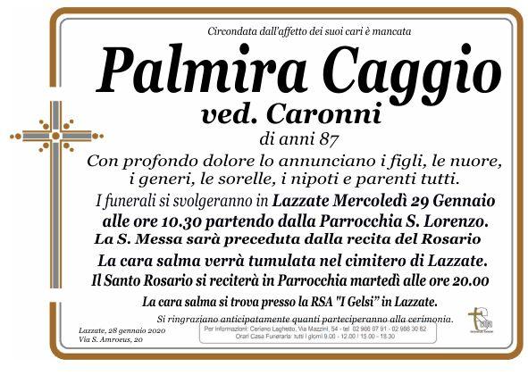 Caggio Palmira
