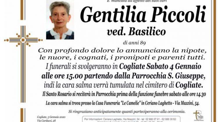 Piccoli Gentilia