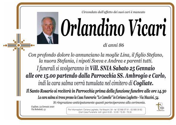 Vicari Orlandino