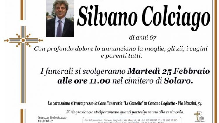 Colciago Silvano