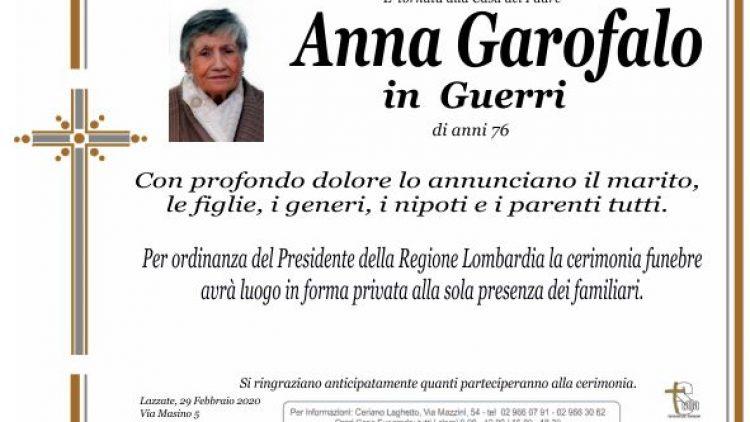 Garofalo Anna