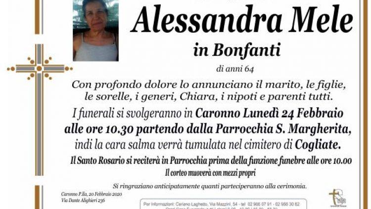 Mele Alessandra