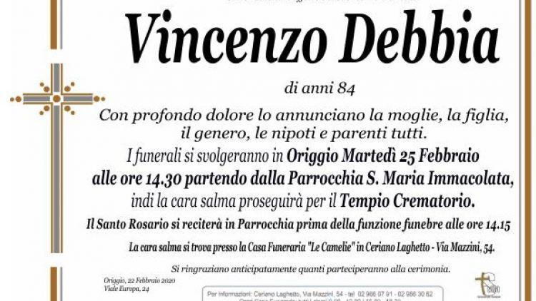 Debbia Vincenzo