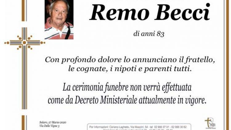 Becci Remo