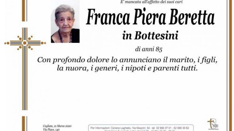 Beretta Franca Piera