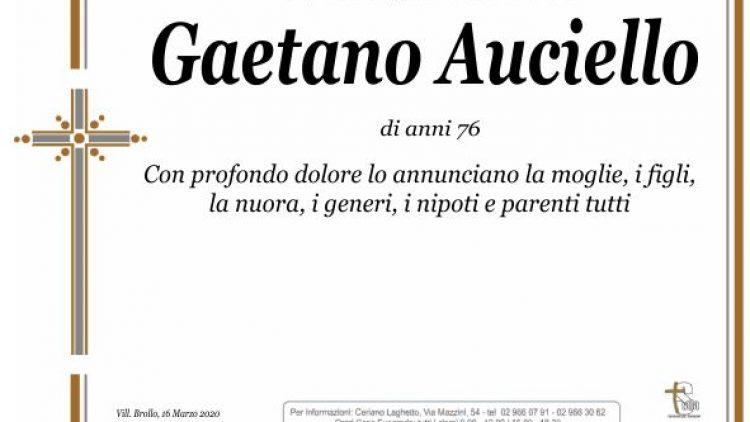 Auciello Gaetano