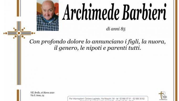 Barbieri Archimede