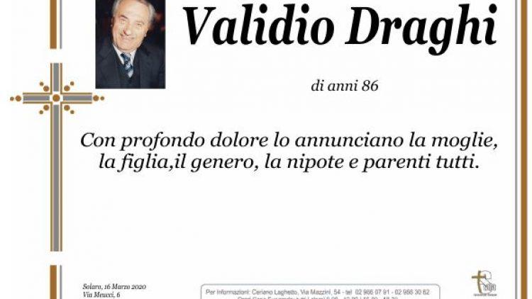Draghi Validio