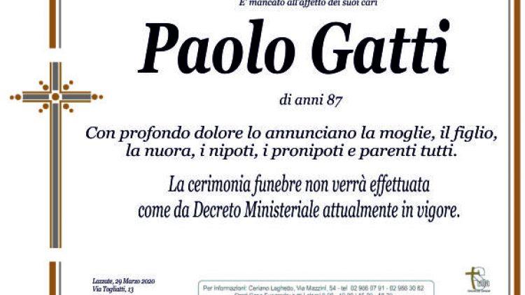 Gatti Paolo