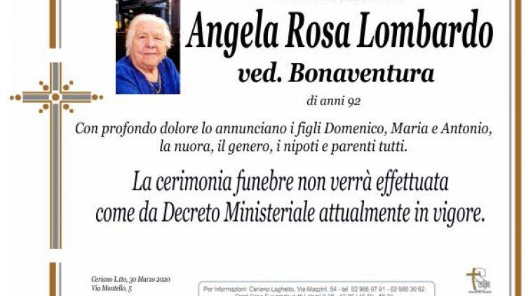 Lombardo Angela Rosa