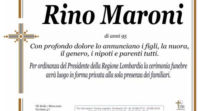 Maroni Rino