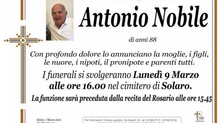 Nobile Antonio
