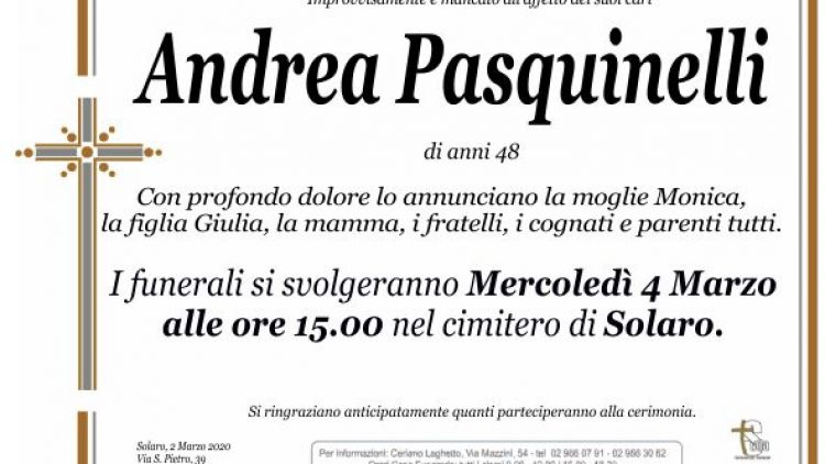 Pasquinelli Andrea