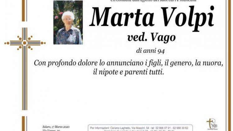 Volpi Marta