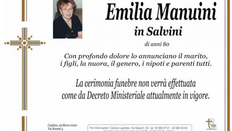 Manuini Emilia