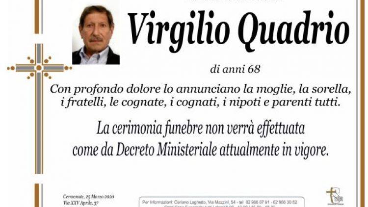 Quadrio Virgilio