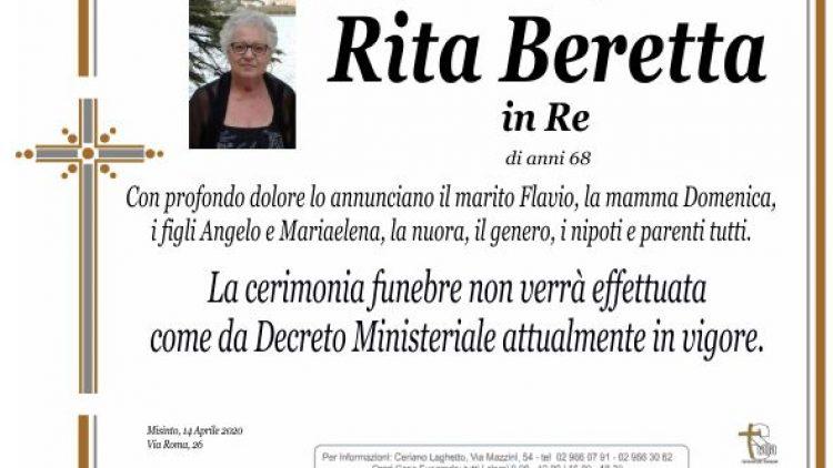 Beretta Rita