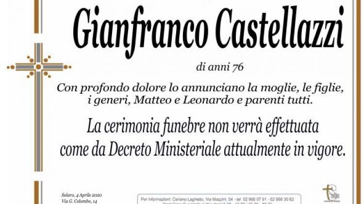 Castellazzi Gianfranco