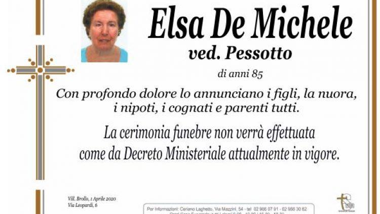 De Michele Elsa