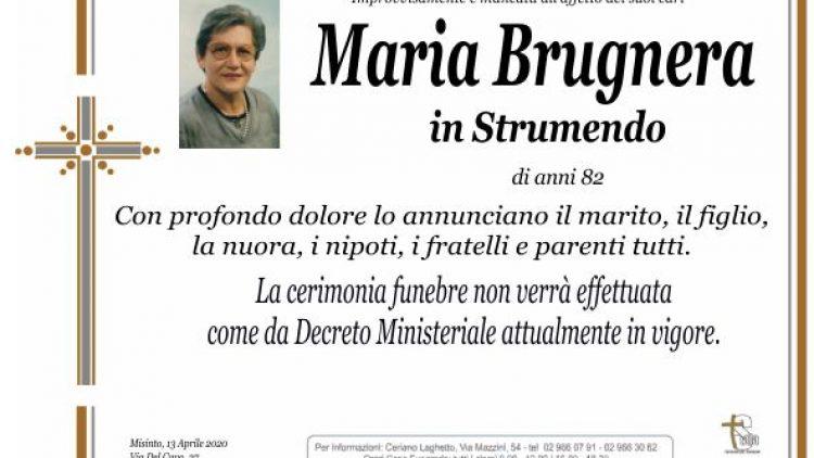 Brugnera Maria