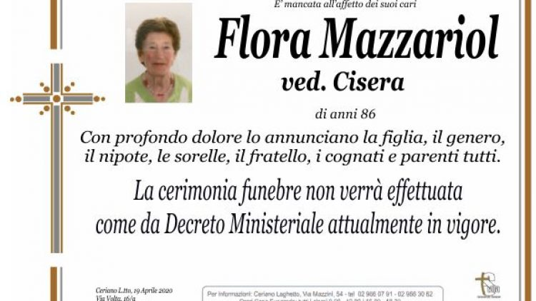Mazzariol Flora