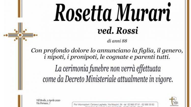 Murari Rosetta