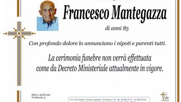 Mantegazza Francesco