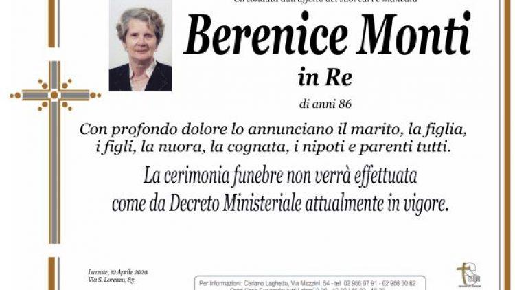 Monti Berenice