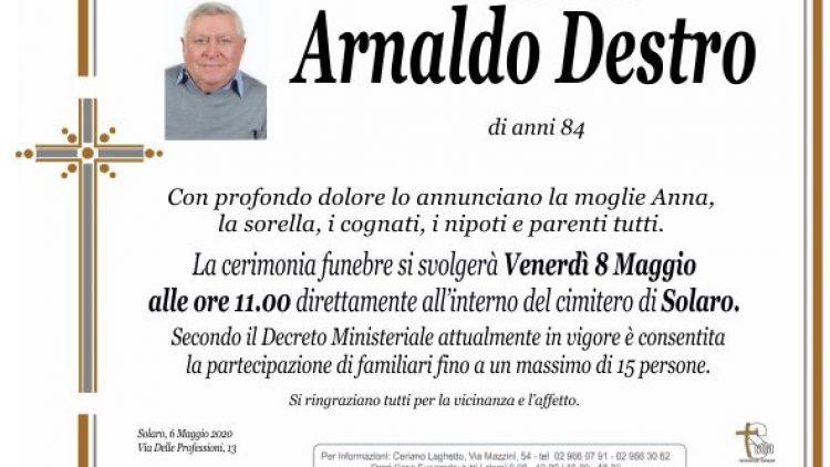 Destro Arnaldo