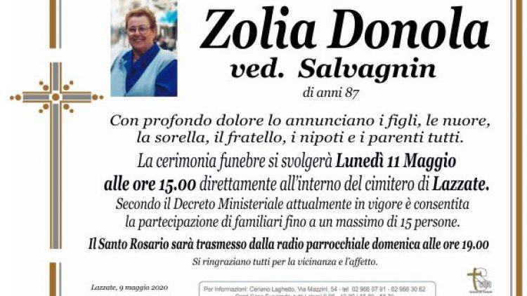 Donola Zolia