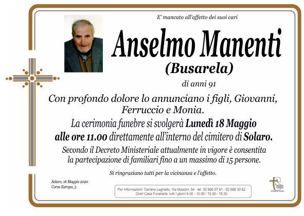 Manenti Anselmo