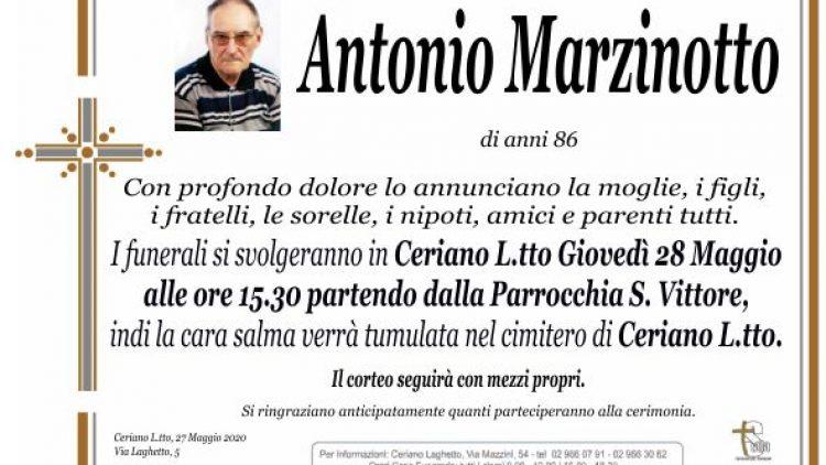 Marzinotto Antonio
