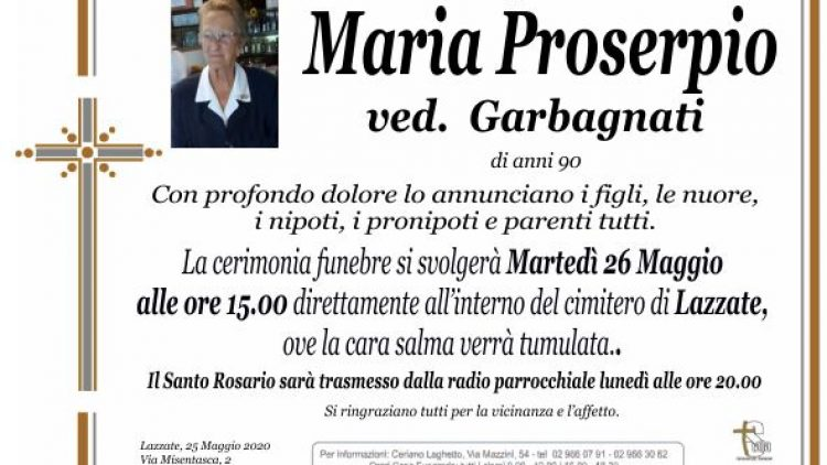 Proserpio Maria