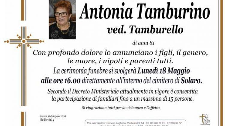 Tamburino Antonia