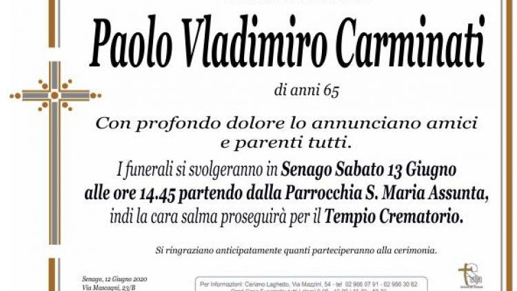 Carminati Paolo Vladimiro