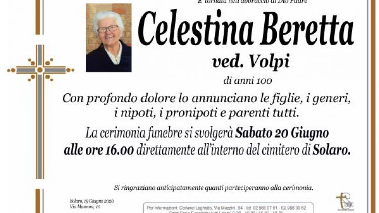 Beretta Celestina