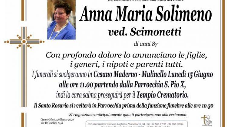 Solimeno Anna Maria