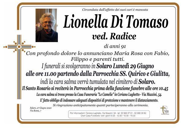 Di Tomaso Lionella