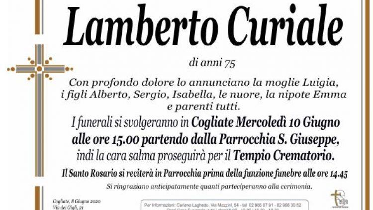 Curiale Lamberto