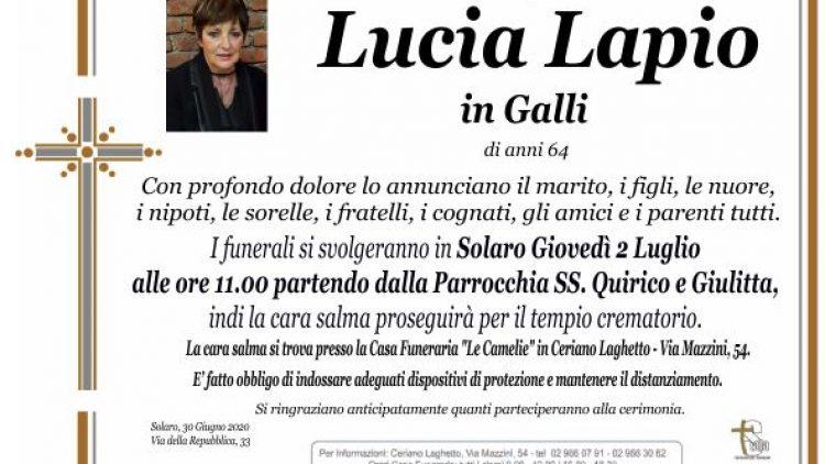 Lapio Lucia
