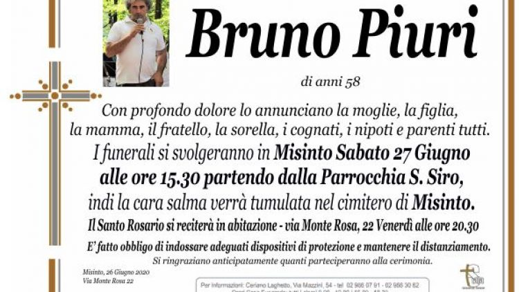Piuri Bruno
