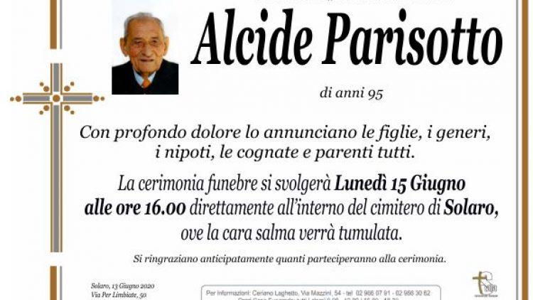 Parisotto Alcide