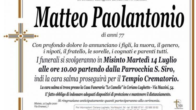 Paolantonio Matteo