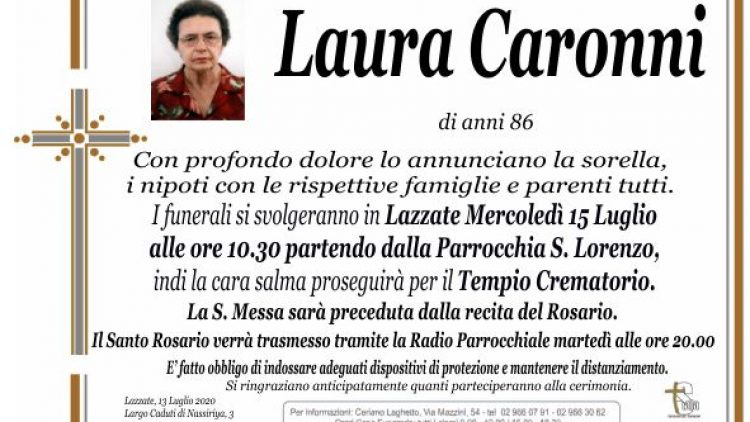 Caronni Laura