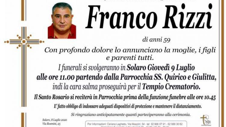 Rizzi Franco
